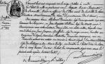 18561019 Acte de décès à Laon de Jean Jacques QFamille Pleyben Kergogan