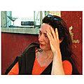 Florence pazzottu (1962 -) : « de la nuit le noir aiguillon... »