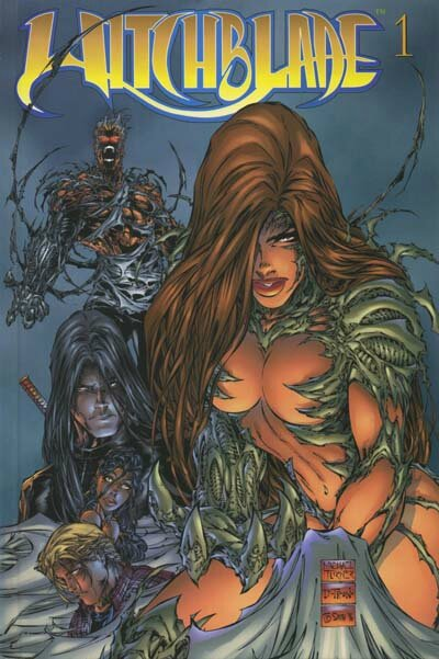 editions USA witchblade 01