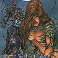 Editions usa : witchblade