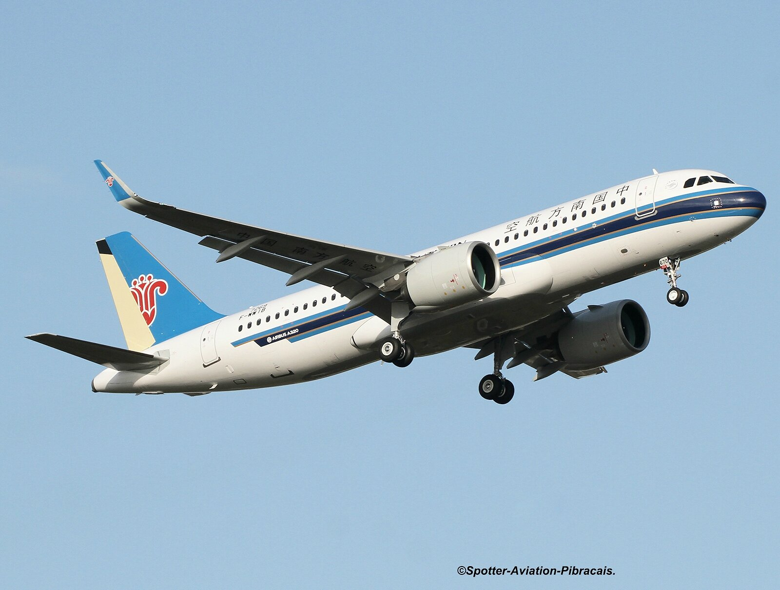 China Southern Airlines (NEO)