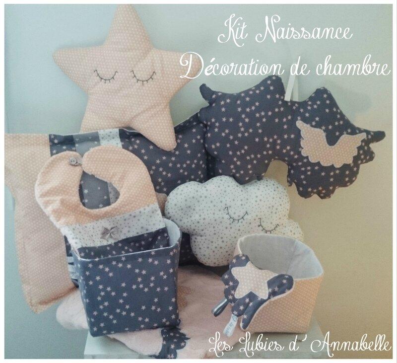 Kit naissance et décoration de chambre