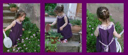 Robe_encolure_ronde_violette