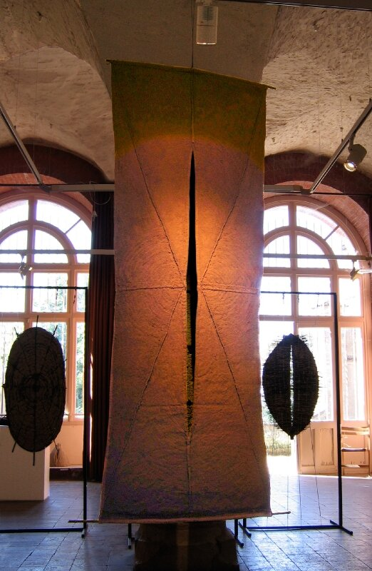 matriciaire 1 expo Vezelay aout 2009