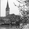 Eglise saint maurille, chalonnes sur loire