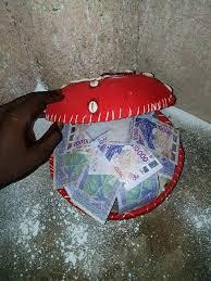 Calebasse magique multiplicateur d'argent