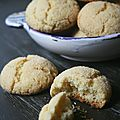 Biscuits harcha au four (biscuits à la semoule)