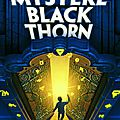 Le mystère blackthorn, de kevin sands