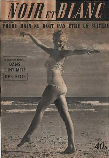 noir et blanc 1952