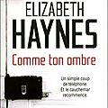 _comme ton ombre_ d'elizabeth haynes (2011)