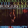 Gene Rodgers Trio - 1958 - Jazz Comes To The Astor (Mercury)