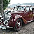MG type YA berline 1950 Schwetzingen (1)