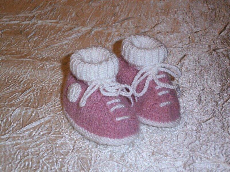 chaussons de Chantal