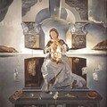 The Madonna of Port Lligat (second version), 1950.