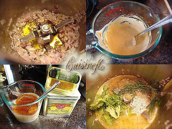 Mouclade au Tilapia au curry de Cuisineflo