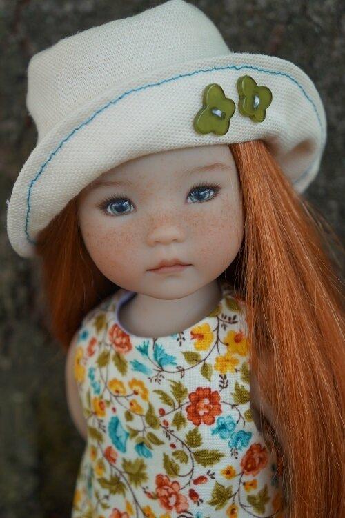 Le défilé des Little Darling -Annie de Dianna Effner -