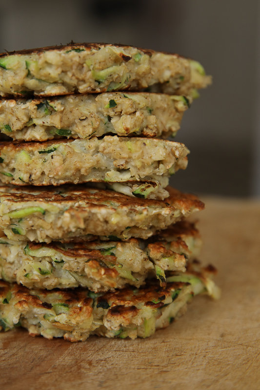 galettes courgettes-3