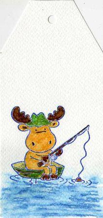 marque-page moose
