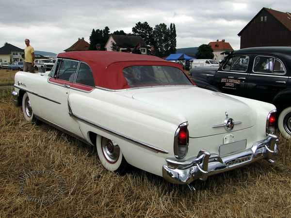 mercury montclair convertible 1955 4