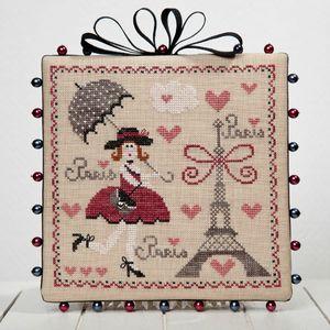 La Parisienne 10x10