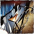 Single speed fixie ve´lo rouille rusty 16