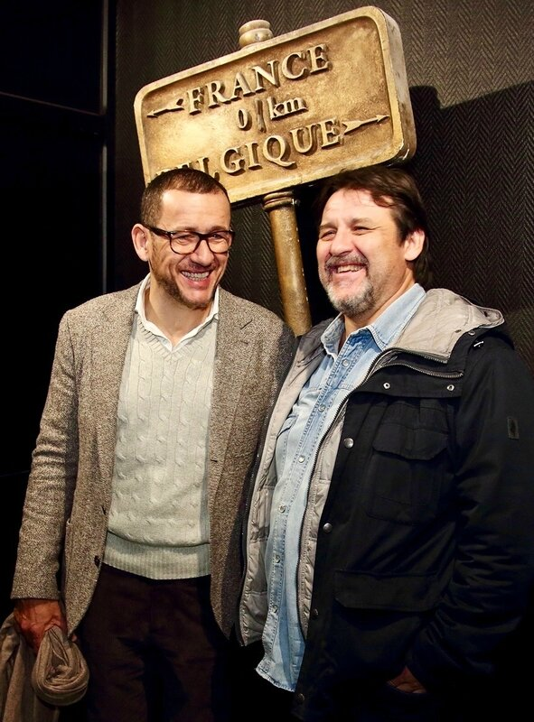 CH'TITE FAMILLE HIRSON 2018 panneau Courquain Dany Boon Guy Lecluyse