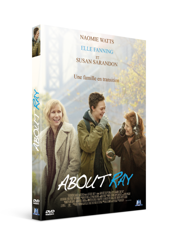 ABOUT RAY 3D-DVD