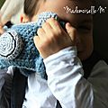 ▲▼ son appareil photo en crochet ▲▼