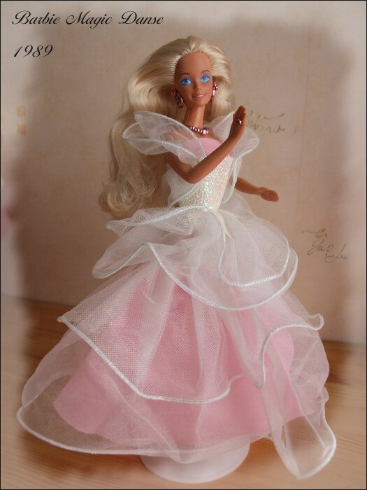 Barbie Magic Danse 1990 (1)