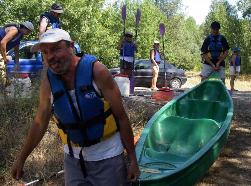 016Sortie canoë 23 août 2009