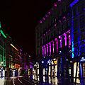 Noël 2017 à strasbourg : rue de la mésange