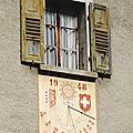 Tutman-Unterems Canton du Valais Suisse