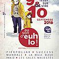 Au son d'euh lo ! + les p'tiots d'euh lo ! le festival pour les petits et grands - tessy-sur-vire (50) - 9 et 10 septembre 2016
