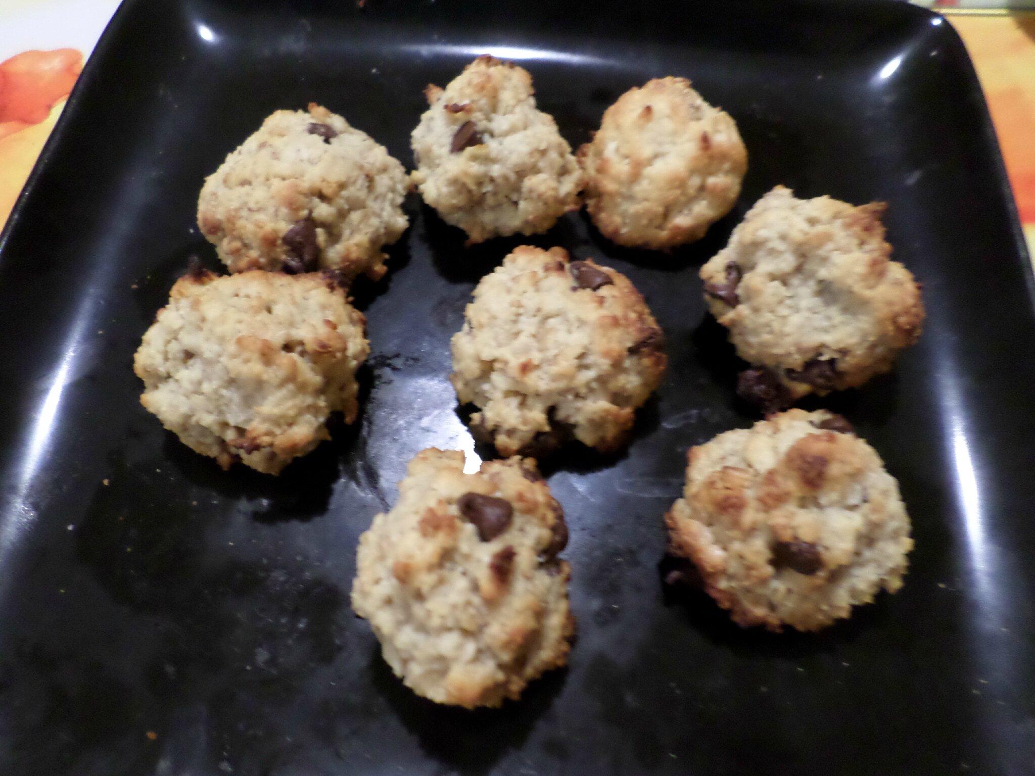 Biscuits Poudre D Amande Miel Avoine Plus Dietetique Une