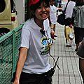 Shinkansen Matsuri girl
