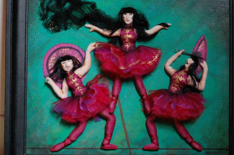 Fenh Pho-Pho sisters