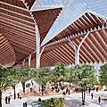 à quoi ressemblera la conception du nouveau terminal chicago o'hare