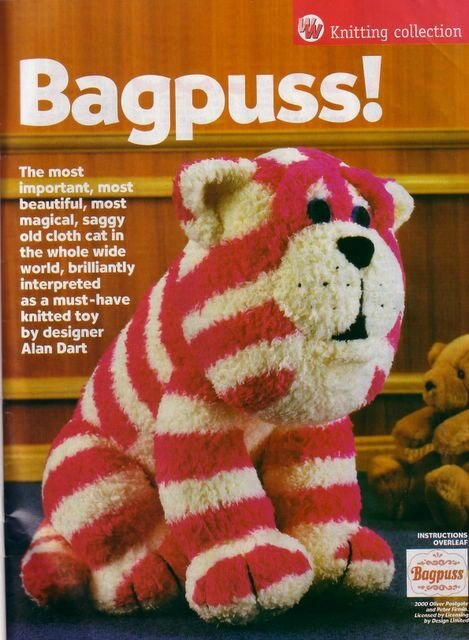 Traduction Bagpuss - Alan Dart