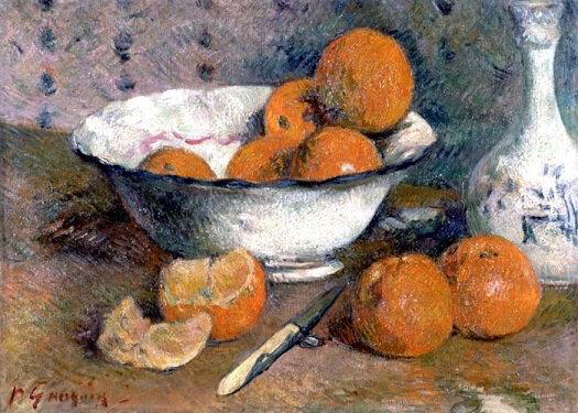 gauguin-oranges