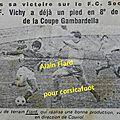 75 - fiard alain – n°917 - coupures journaux