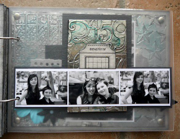mini album kit Patmiaou page 8