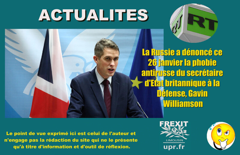 ACT RUSSIE UK