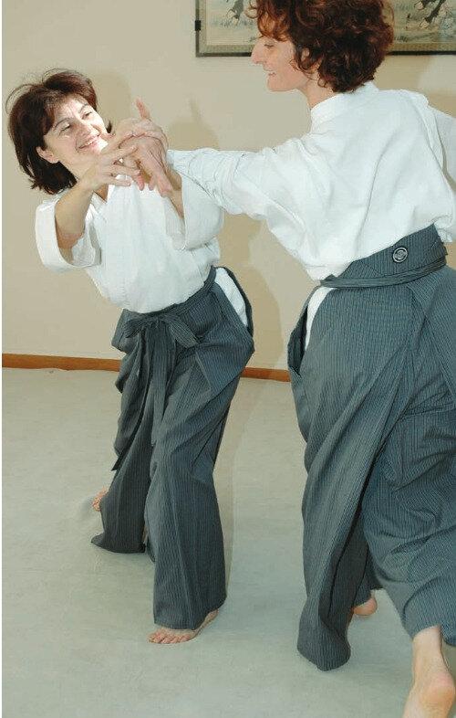 Kinomichi, mouvement, F Paumard