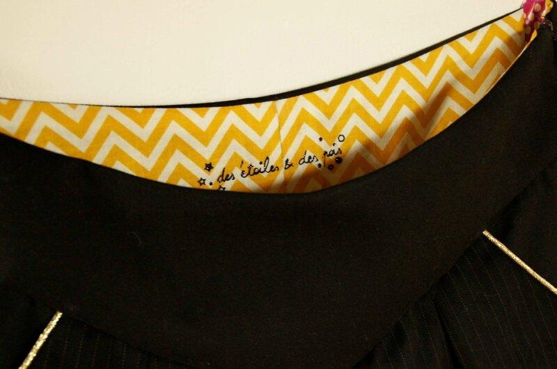 doublure ceinture