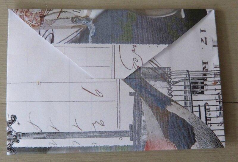 Enveloppe Coeur - (17)