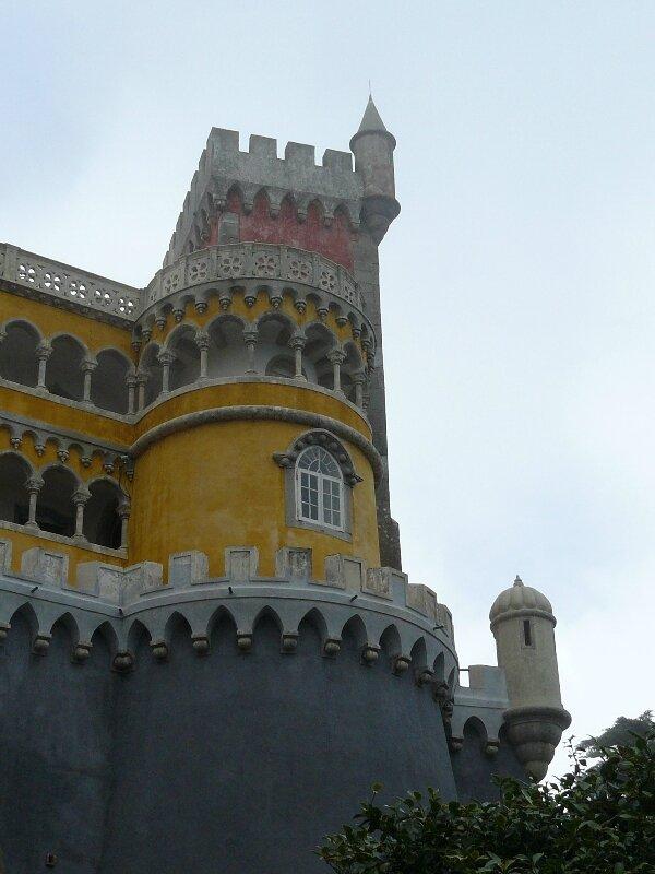 Palacio da pena Sintra Portugal 8