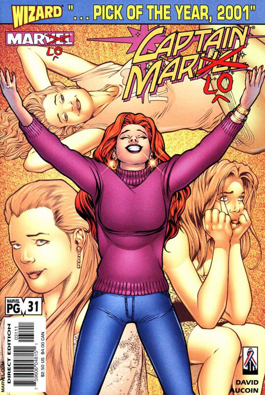 captain marvel 2000 31