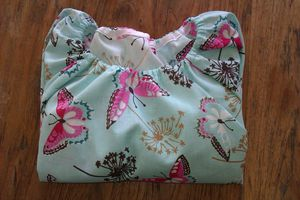 blouse pap pliee