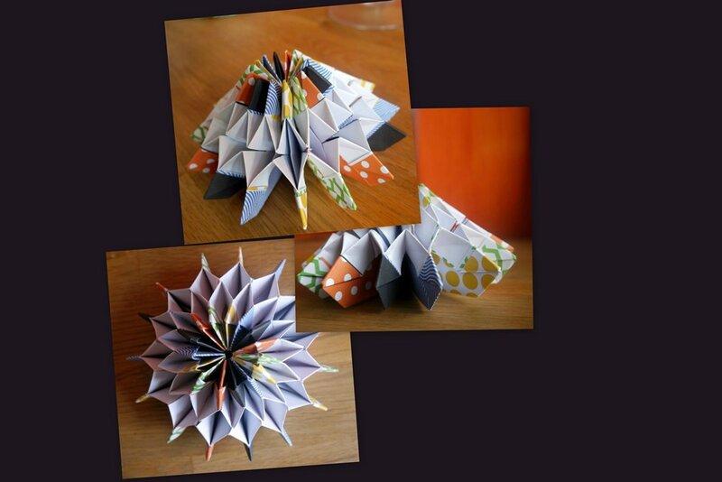 5 origami