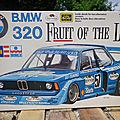 BMW 320 Turbo GS Tunning